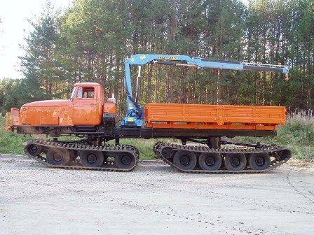 транспортер тс 1